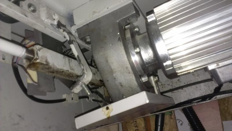 б/у резак Ideal 6550, гильтина электрическая